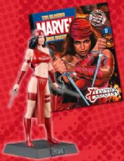 Classic Marvel Figurine Collection #017 Elektra Eaglemoss Publications